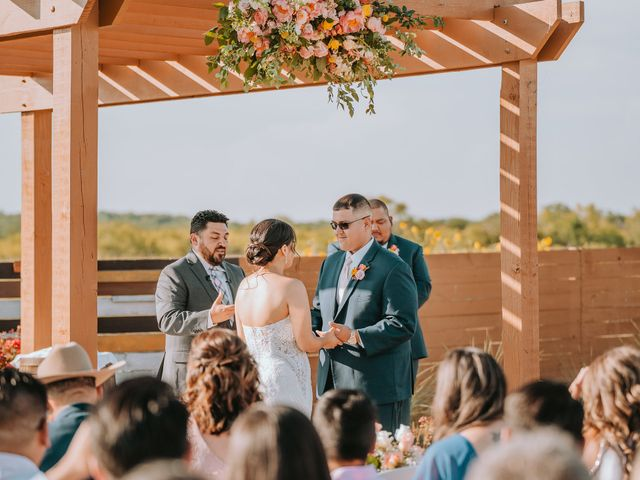 Richard and Emily's Wedding in San Marcos, Texas 34