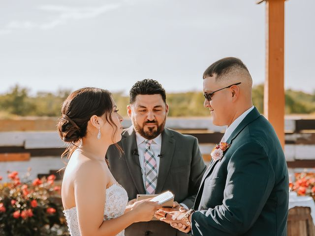 Richard and Emily's Wedding in San Marcos, Texas 38