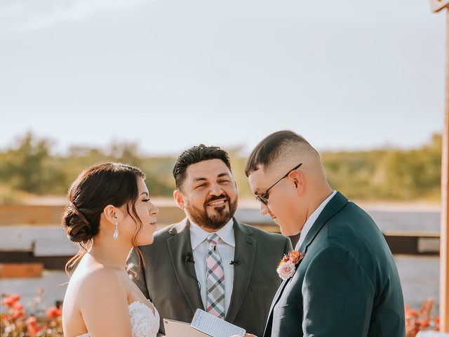 Richard and Emily's Wedding in San Marcos, Texas 39