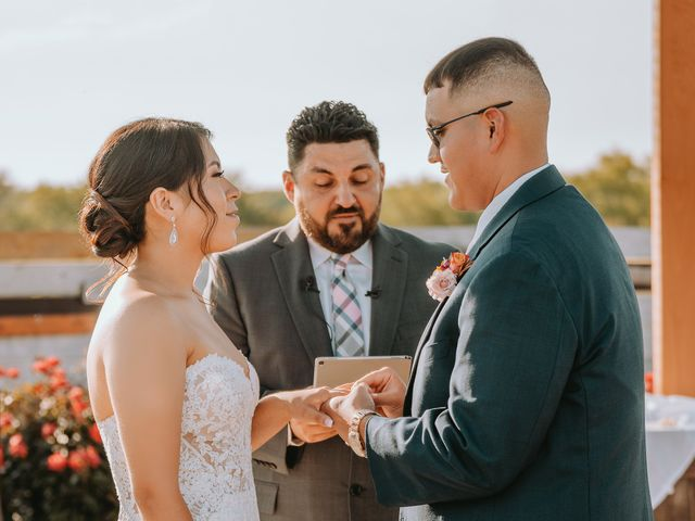 Richard and Emily's Wedding in San Marcos, Texas 41