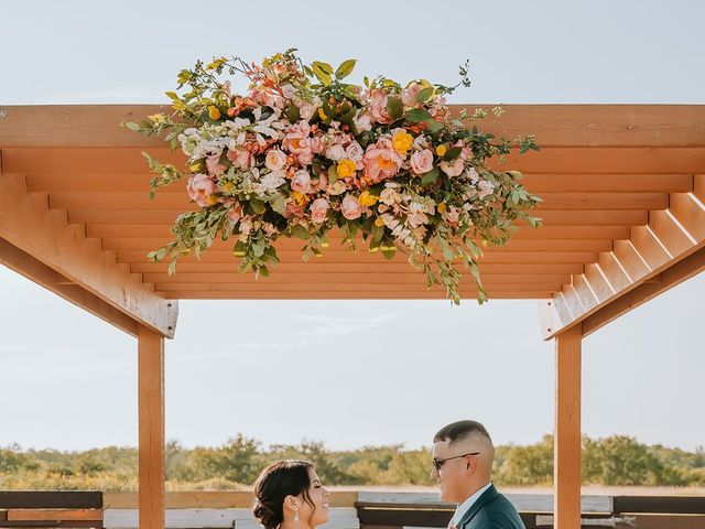 Richard and Emily's Wedding in San Marcos, Texas 45