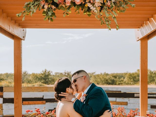 Richard and Emily's Wedding in San Marcos, Texas 46