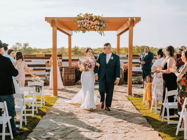 Richard and Emily's Wedding in San Marcos, Texas 48