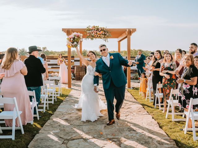 Richard and Emily's Wedding in San Marcos, Texas 49