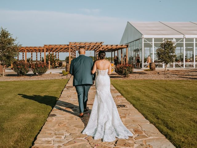 Richard and Emily's Wedding in San Marcos, Texas 52