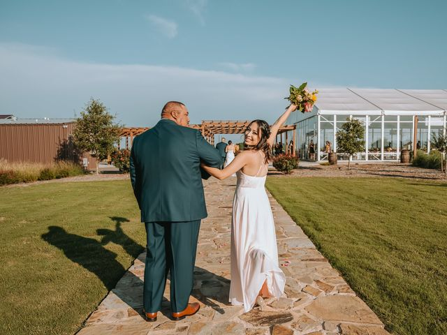 Richard and Emily's Wedding in San Marcos, Texas 53