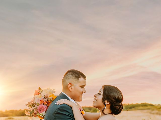 Richard and Emily's Wedding in San Marcos, Texas 56
