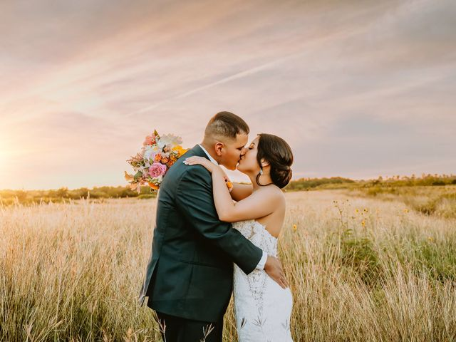 Richard and Emily's Wedding in San Marcos, Texas 57