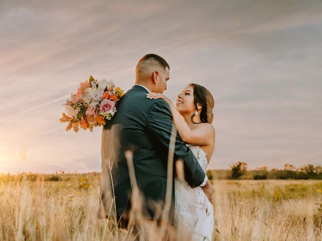 Richard and Emily's Wedding in San Marcos, Texas 63