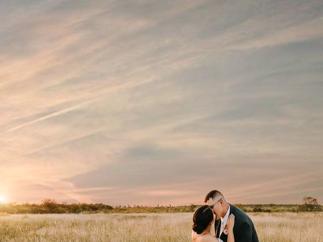 Richard and Emily's Wedding in San Marcos, Texas 1