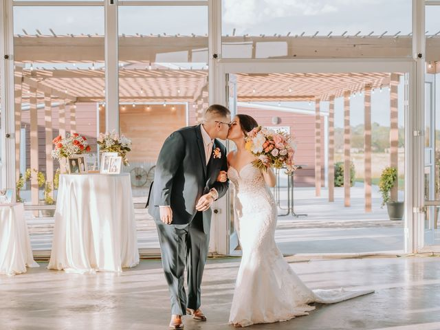 Richard and Emily's Wedding in San Marcos, Texas 75