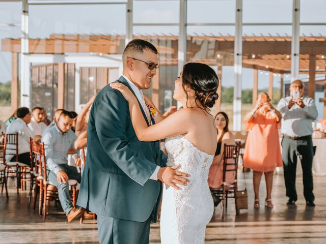 Richard and Emily's Wedding in San Marcos, Texas 76