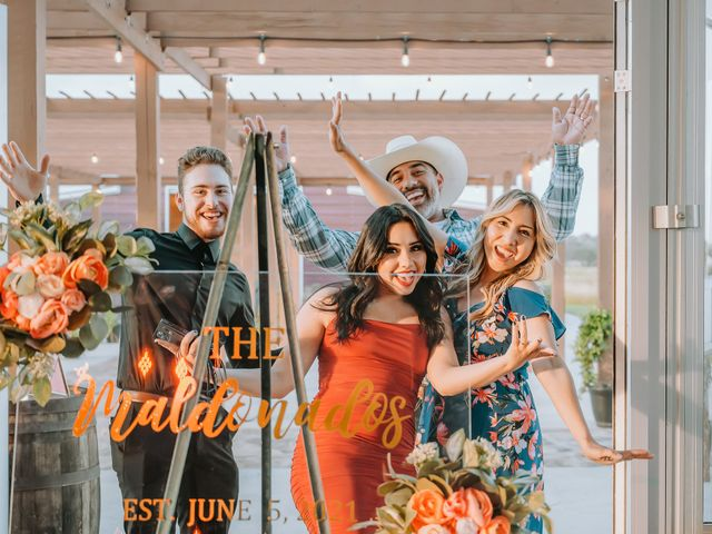 Richard and Emily's Wedding in San Marcos, Texas 80