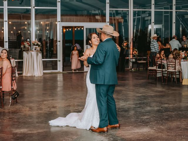 Richard and Emily's Wedding in San Marcos, Texas 82