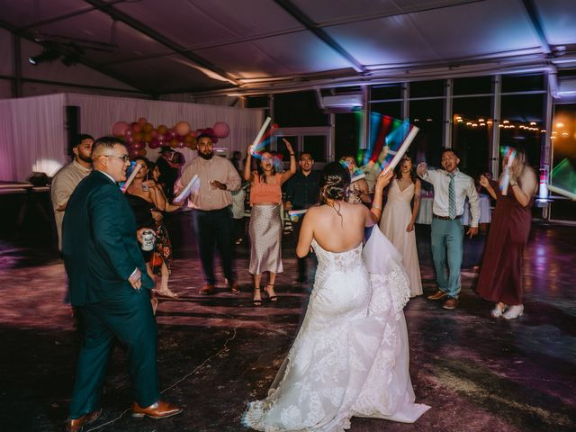 Richard and Emily's Wedding in San Marcos, Texas 90