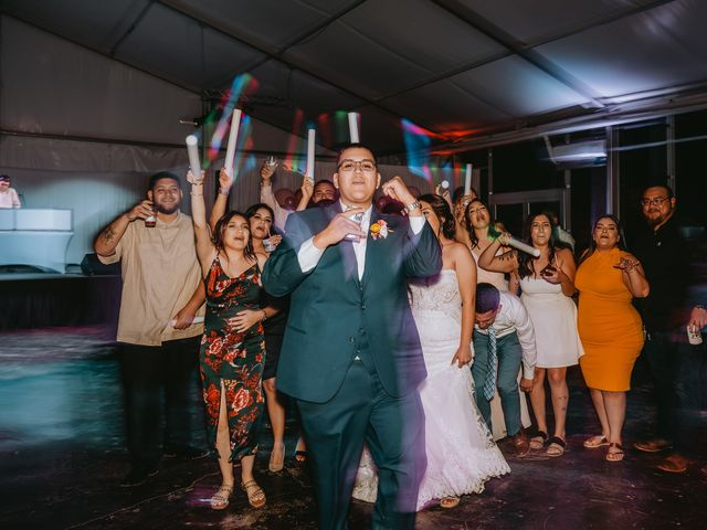 Richard and Emily's Wedding in San Marcos, Texas 91