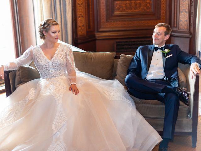The wedding of Sara and Greg