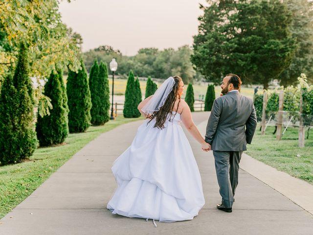 Kaitlin and Tyler's Wedding in Bealeton, Virginia 3