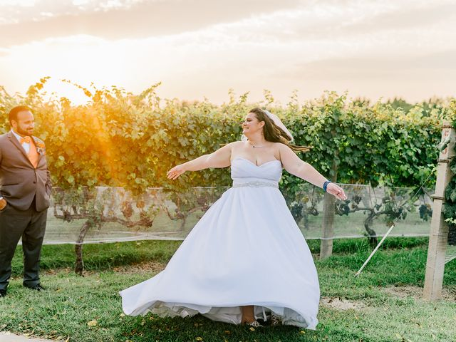 Kaitlin and Tyler's Wedding in Bealeton, Virginia 4