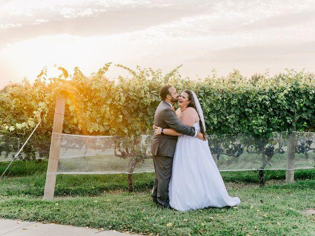Kaitlin and Tyler's Wedding in Bealeton, Virginia 5