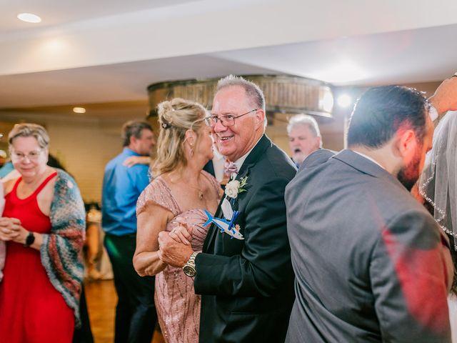 Kaitlin and Tyler's Wedding in Bealeton, Virginia 6