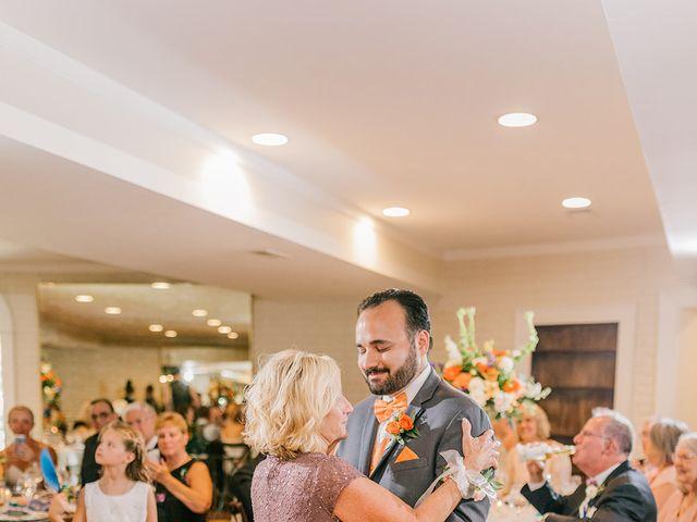 Kaitlin and Tyler's Wedding in Bealeton, Virginia 9
