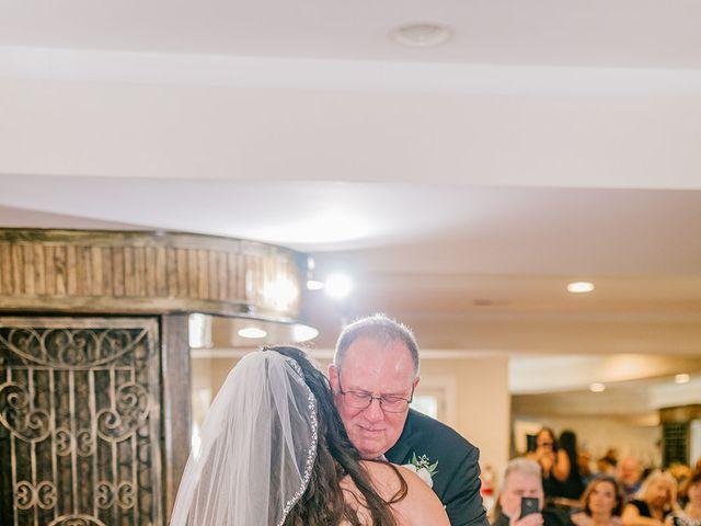 Kaitlin and Tyler's Wedding in Bealeton, Virginia 10