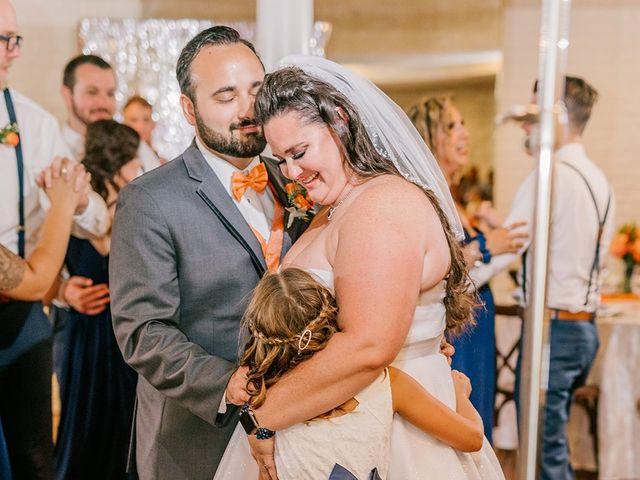Kaitlin and Tyler's Wedding in Bealeton, Virginia 11