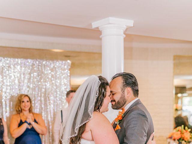 Kaitlin and Tyler's Wedding in Bealeton, Virginia 12