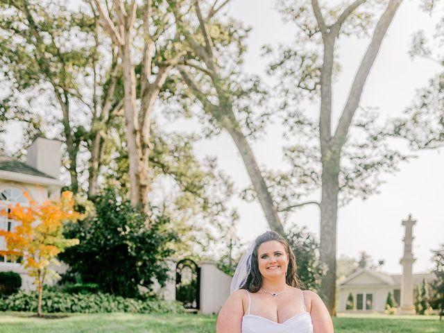 Kaitlin and Tyler's Wedding in Bealeton, Virginia 16