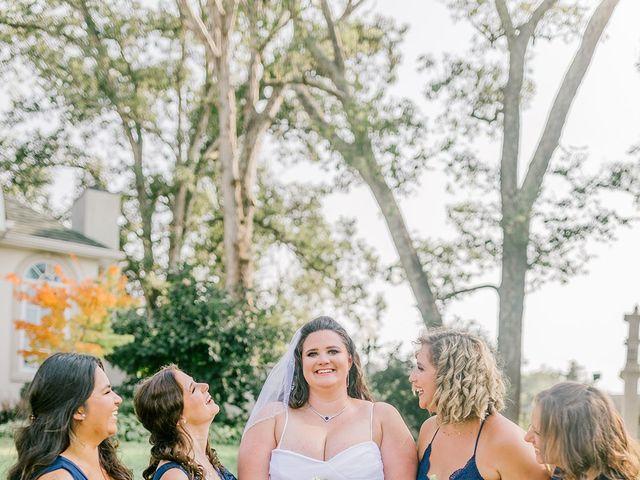 Kaitlin and Tyler's Wedding in Bealeton, Virginia 17