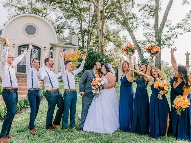 Kaitlin and Tyler's Wedding in Bealeton, Virginia 18