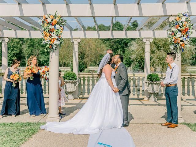 Kaitlin and Tyler's Wedding in Bealeton, Virginia 19