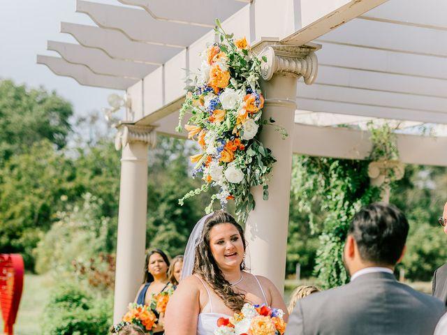 Kaitlin and Tyler's Wedding in Bealeton, Virginia 20