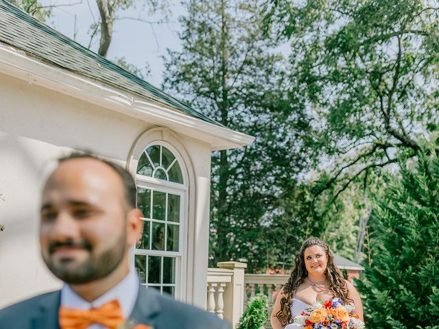 Kaitlin and Tyler's Wedding in Bealeton, Virginia 24