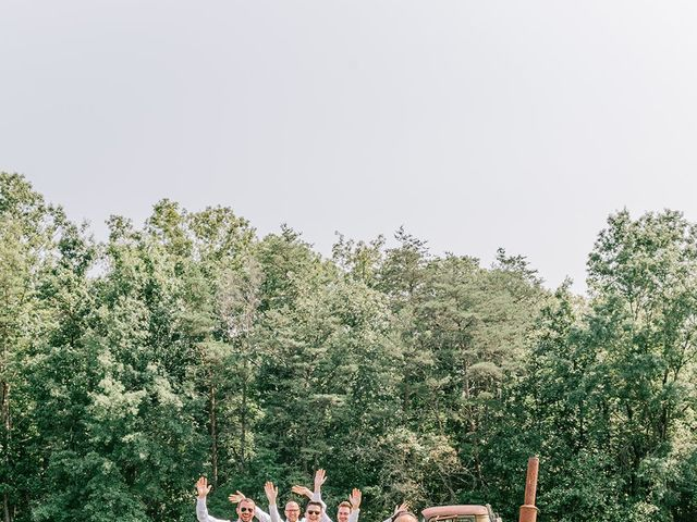 Kaitlin and Tyler's Wedding in Bealeton, Virginia 26
