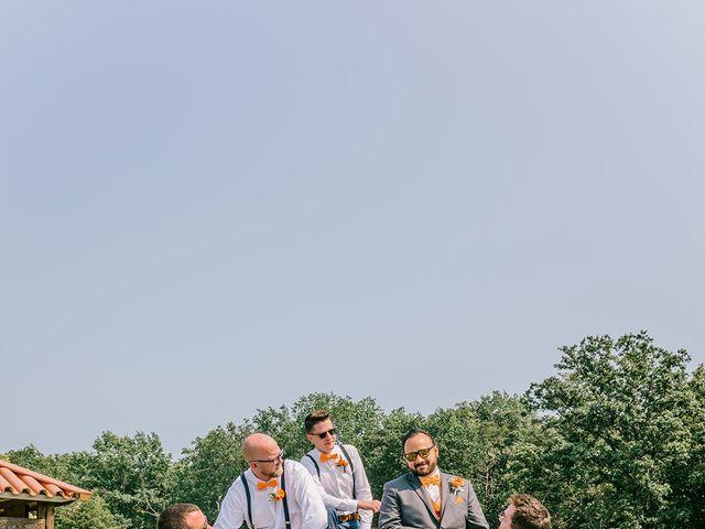 Kaitlin and Tyler's Wedding in Bealeton, Virginia 27