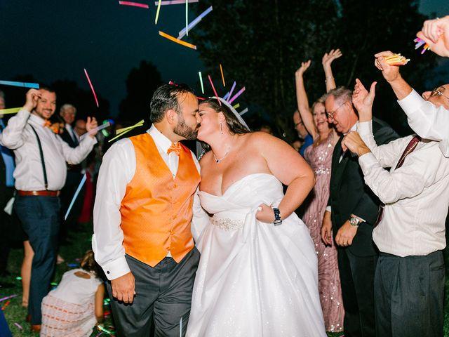 Kaitlin and Tyler's Wedding in Bealeton, Virginia 31