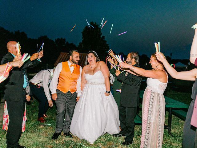 Kaitlin and Tyler's Wedding in Bealeton, Virginia 32