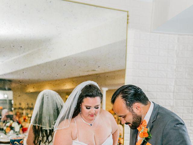 Kaitlin and Tyler's Wedding in Bealeton, Virginia 34