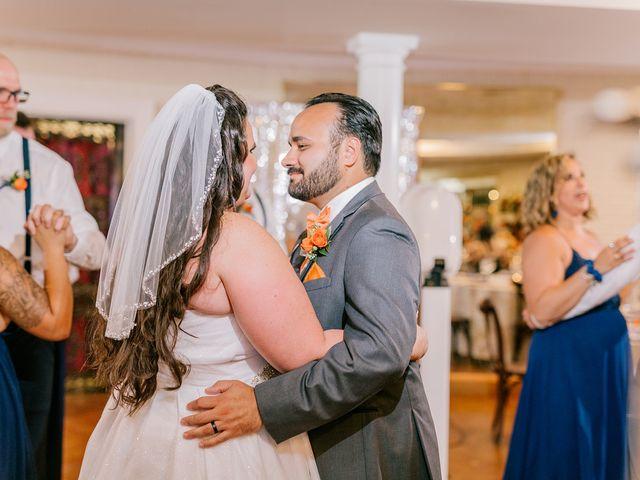 Kaitlin and Tyler's Wedding in Bealeton, Virginia 42