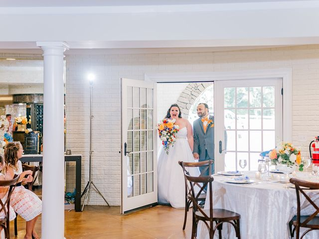Kaitlin and Tyler's Wedding in Bealeton, Virginia 44