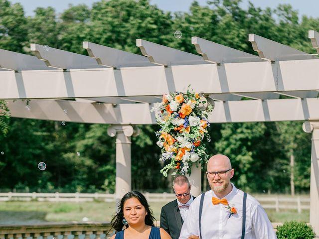 Kaitlin and Tyler's Wedding in Bealeton, Virginia 51