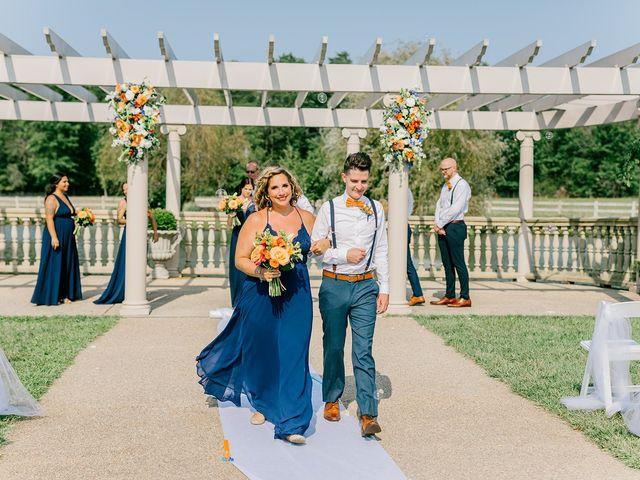 Kaitlin and Tyler's Wedding in Bealeton, Virginia 52