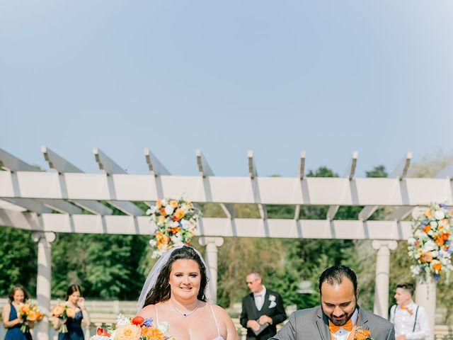 Kaitlin and Tyler's Wedding in Bealeton, Virginia 53