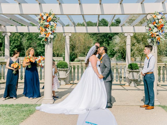 Kaitlin and Tyler's Wedding in Bealeton, Virginia 55