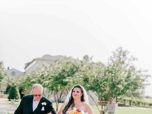 Kaitlin and Tyler's Wedding in Bealeton, Virginia 56