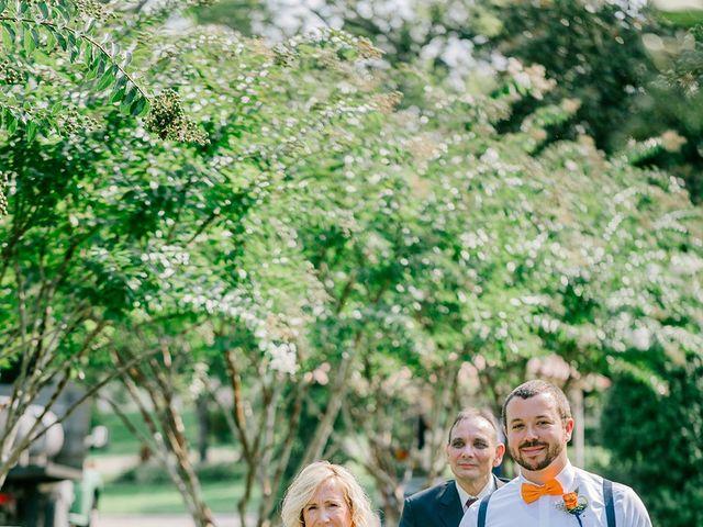 Kaitlin and Tyler's Wedding in Bealeton, Virginia 63
