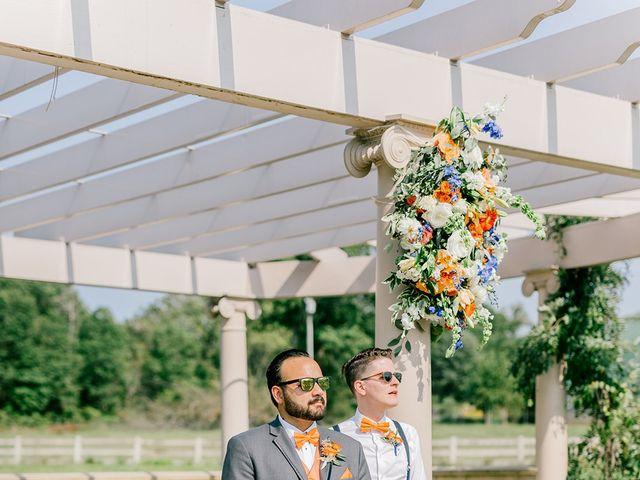 Kaitlin and Tyler's Wedding in Bealeton, Virginia 64