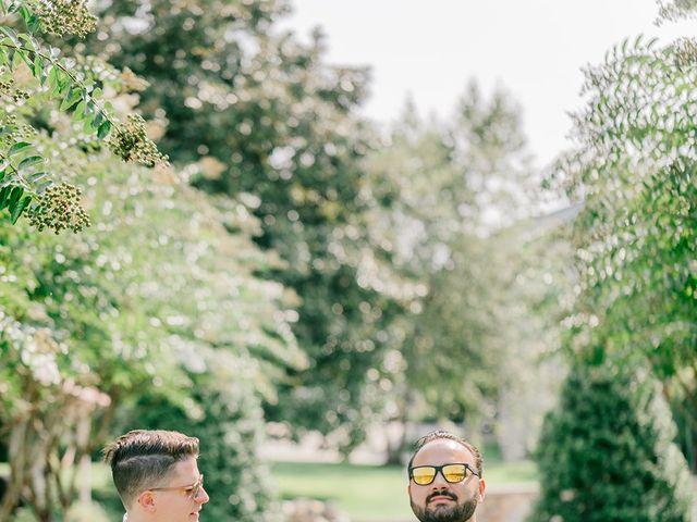 Kaitlin and Tyler's Wedding in Bealeton, Virginia 66